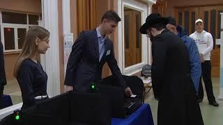Более 60% жителей ЕАО приняли участие в выборах президента России(РИА Биробижан)