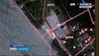 В Центральном округе Новосибирска провели 3D-аудит земель