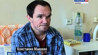 Бездомный инвалид, проживший несколько лет на теплотрассе, наконец, нашел приют(ГТРК Вятка)