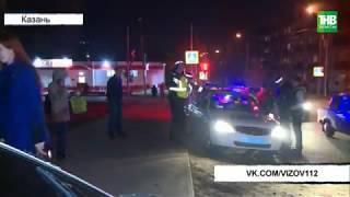 Нетрезвого автомобилиста задержали на улице Побежимова | ТНВ