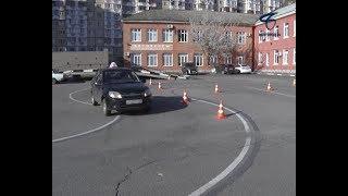 Белгородские школьники на отлично знают правила дорожного движения