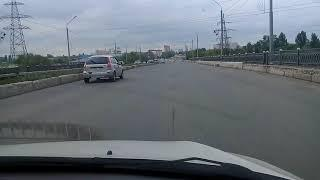 Мост ул. Терешковой.