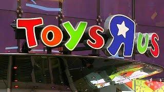 Toys «R» Us к ликвидации готова
