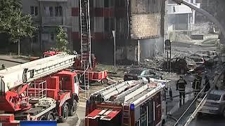 Завершено расследование уголовного дела о пожаре в ростовской гостинице Torn House