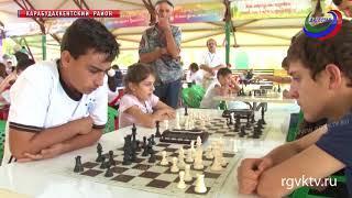 В Карабудахкентском районе прошёл турнир по шахматам