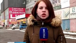 Красноярские торговые центры пожарные последний раз проверяли 6 лет назад
