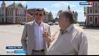 Изучать марийскую культуру в Йошкар-Олу приехал Александр Проханов - Вести Марий Эл