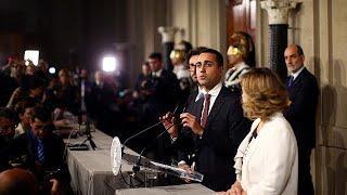 Евроскептический поворот Италии