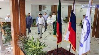Делегация из Московской области посетила Муфтият РД