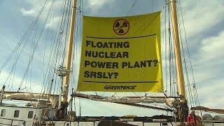 Акция Greenpeace против плавучей АЭС: провокация или борьба за экологию?…