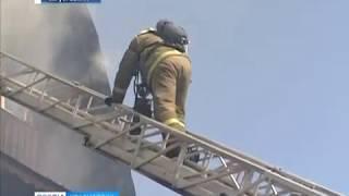 Начали опрашивать потерпевших и свидетелей по делу о гибели пожилых людей при пожаре