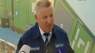 Готовность Комсомольска к паводку