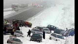 Півтисячі ДТП: Київ у полоні снігу - Перші про головне. Вечір (21.00) за 14.11.18