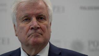 Зеехофер подтвердил, что уходит с поста председателя ХСС…