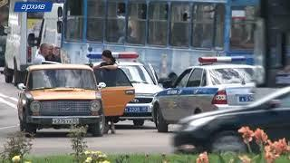 В центре столицы на время запретят проезд