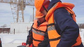 UTV.  В Уфе затопило скважины Уфаводоканала