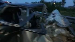 ДТП с 4 погибшими под Вольском