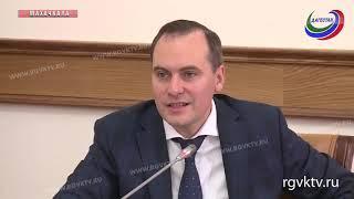Председатель правительства РД встретился с победителями конкурса управленцев «Мой Дагестан»