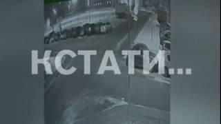 Из-за нарушения технологического цикла в микрорайоне Бурнаковский произошел взрыв
