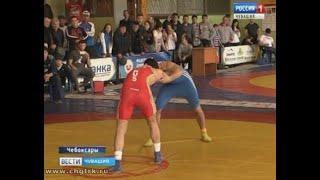 В Чебоксарах завершился 51-й Всероссийский турнир по вольной борьбе памяти Василия Чапаева