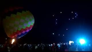 В Переславле завершился фестиваль воздухоплавателей «Золотое кольцо России»