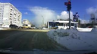 ДТП в Сыктывкаре 24.03.18