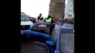 В полиции прокомментировали видео жесткого задержания девушки в Петропавловске
