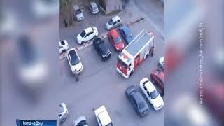 В Ростове ночью сгорели 2 автомобиля