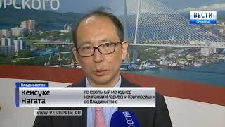 Компании Германии и Японии  построят терминал по закрытой перевалке угля в Находке
