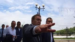Замруководителя Ростуризма похвалил набережную Хабаровска