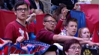 """Футбольный """"Енисей"""" переиграл питерский """"Динамо"""""""