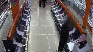 В Ярославле произошла еще одна кража в магазине бытовой техники