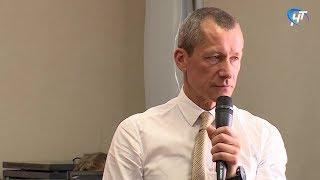 Президент Московской школы управления «Сколково» дал советы новгородским чиновникам