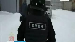 Более 100 тонн контрафактного спирта изъяты из незаконного оборота в Красноярском крае