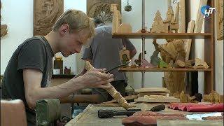 Студент новгородского колледжа стал призером на олимпиаде по прикладному искусству