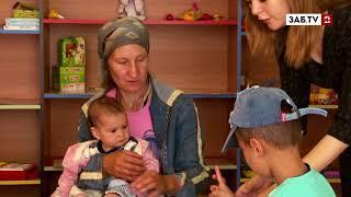 Подготовить дочь к первому классу матери - одиночке помогает центр «Милосердие»