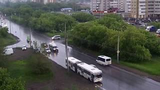 ДТП ул. Дианова, ул. Лисицкого. Скрылся после аварии. 26.06.2018
