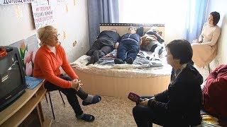 UTV. Дольщики ЖК Цветы Башкирии объявили голодовку