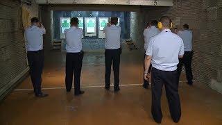 В Пензе прошли соревнования следователей
