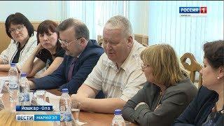 Ректоры финно-угорских университетов встретились за круглым столом - Вести Марий Эл
