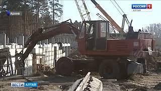 На строительство противотуберкулёзного диспансера в Новоалтайске направят 500 млн.