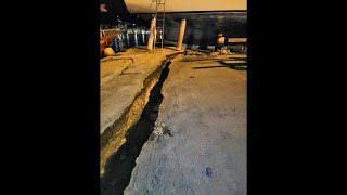 Землетрясение у берегов Греции
