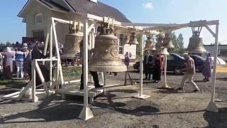 Колокола орловского храма изготовила фирма, создавшая «голос» храма Христа Спасителя