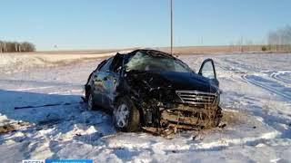 В Бугурусланском районе в ДТП погиб житель Башкирии