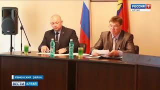 Исполняющей обязанности главы Каменского района стала Евгения Гордиенко