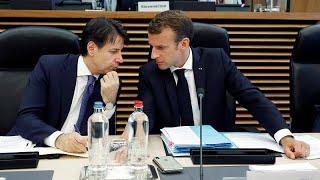 """Миграционный кризис: лидеры ЕС """"сверили часы"""""""