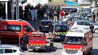 Теракт на юге Франции