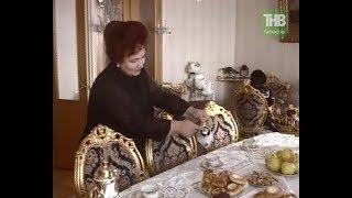 Сакина-ханум в домашней обстановке. Редкие кадры из архива ТНВ