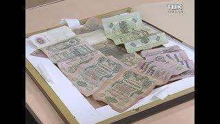 В историческом здании Красноярска строители нашли клад
