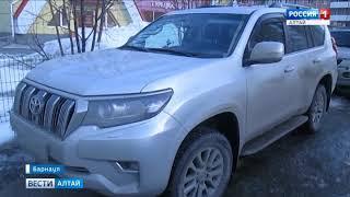 Более 20 случаев хищения автомобильных зеркал зарегистрировано в Барнауле всего за месяц